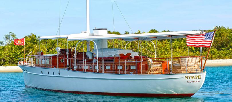 Matthews Boat Company - Splendide Custom 1913 TissoT Yacht Suisse