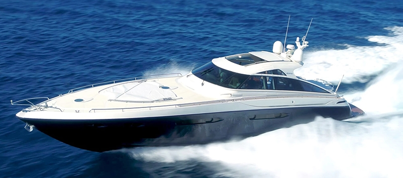 Baia Yachts - Splendide Atlantica 78 2008 TissoT Yacht Suisse