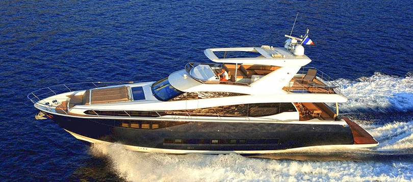 Prestige - Very nice 750 2016 TissoT Yachts Switzerland
