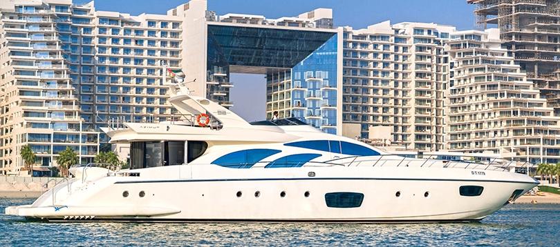 Azimut - Very nice Leonardo 98 2009 TissoT Yachts Switzerland