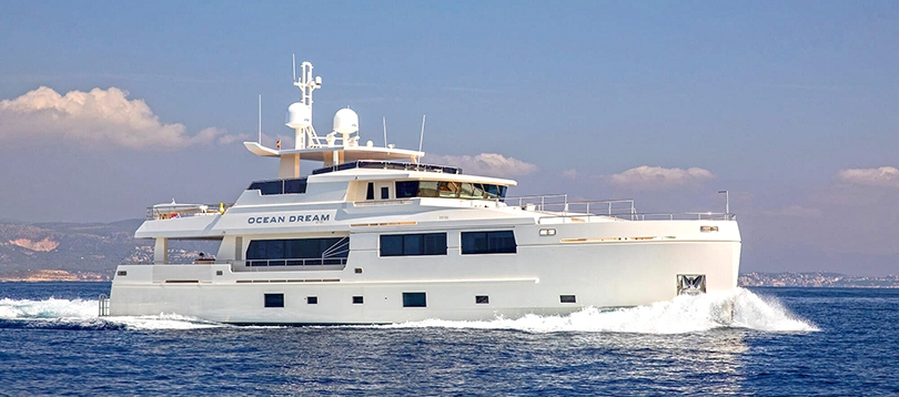 Mengi Yay - Splendide 32 2015 TissoT Yacht Suisse