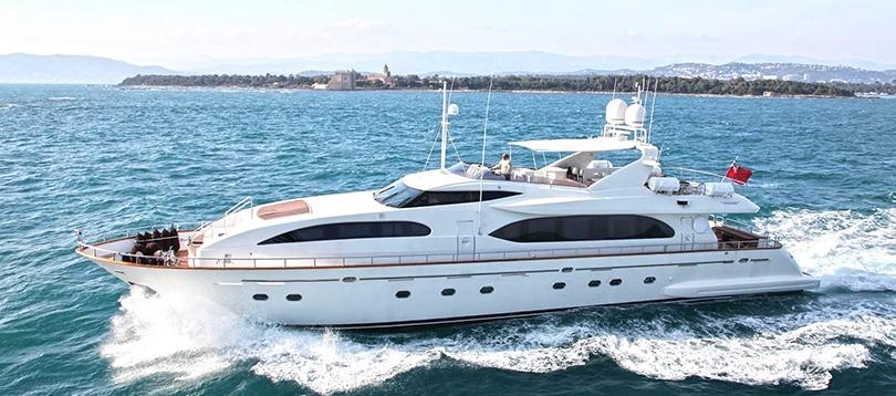 Falcon - Splendide 2007 2007 TissoT Yacht Suisse