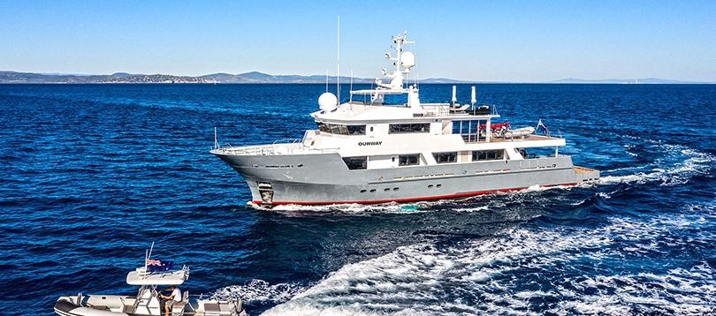 Tenix Defence Ltd - Very nice Ice Explorer 2005 TissoT Yachts Switzerland