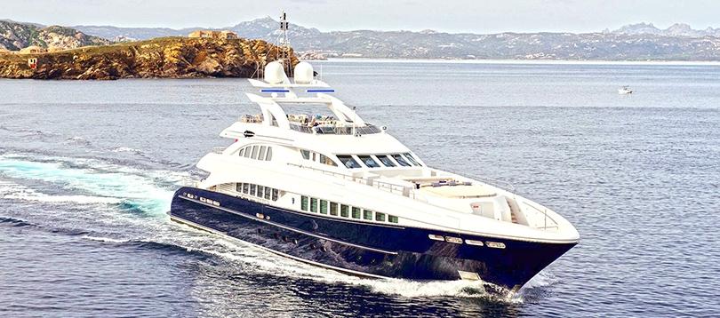 Heesen - Splendide 44m 2009  TissoT Yachts Switzerland