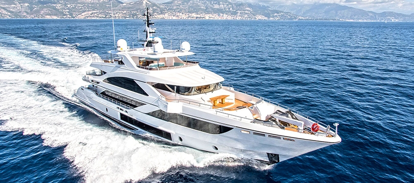 Gulf Craft - Splendide 44m 2021 TissoT Yacht Suisse