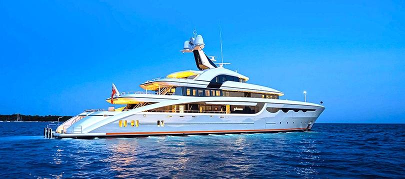 Abeking & Rasmussen - Splendide 1400 GRT 2020  TissoT Yachts Switzerland