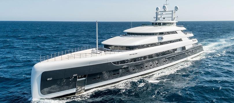 Pride Mega Yachts - Splendide Custom 2018  TissoT Yachts Switzerland
