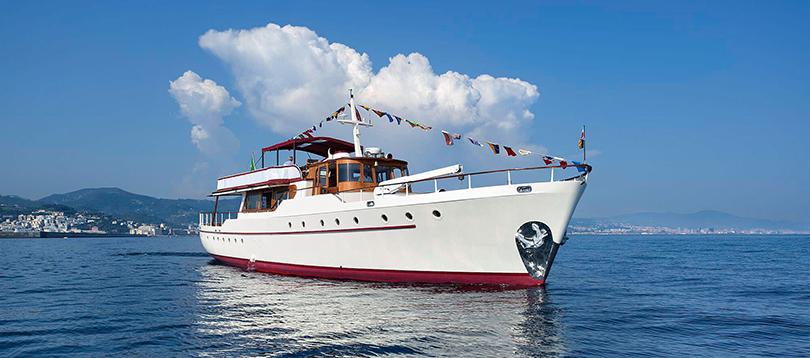 James Silver - Very nice Custom 1957 TissoT Yachts Switzerland