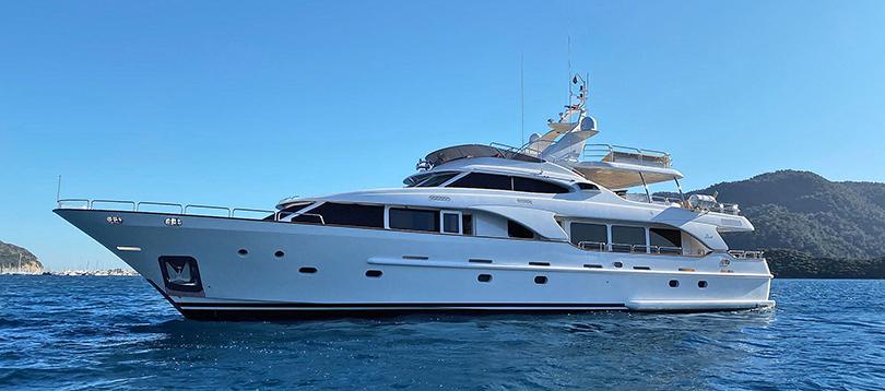 Azimut-Benetti Spa - Very nice 30 2007 TissoT Yachts Switzerland