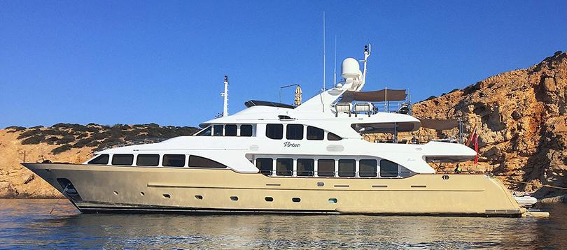 Benetti - Very nice Classic 120 2008 TissoT Yachts Switzerland