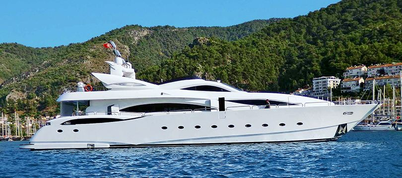 Sun Yatcilik - Very nice Custom 2006 TissoT Yachts Switzerland