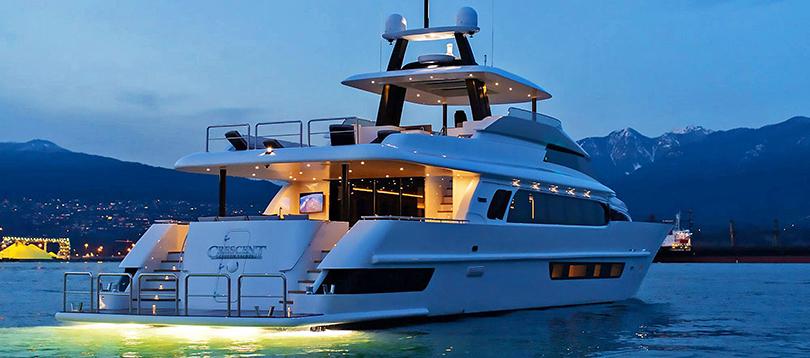 Crescent - Very nice 117 2020 TissoT Yachts Switzerland