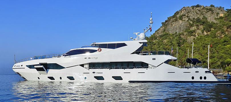 Miss Tor Yacht - Very nice 42 2017 TissoT Yachts Switzerland