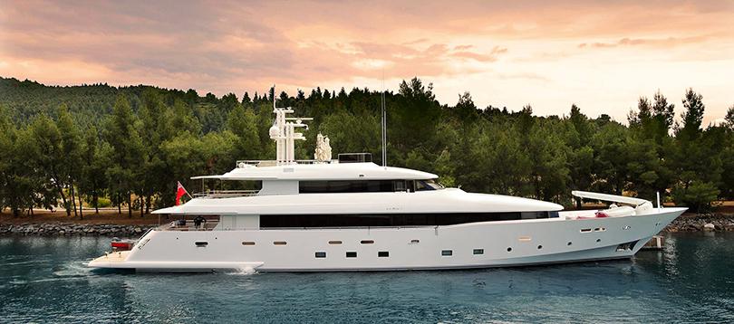 Avangard Yachts - Very nice 42 2012 TissoT Yachts Switzerland